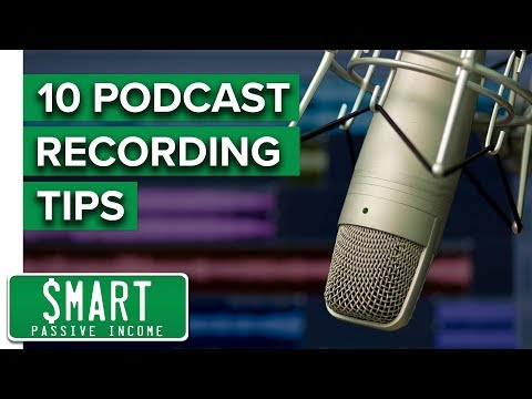 Podcasting Tutorial - Video 2: My Top 10 Recording Tips