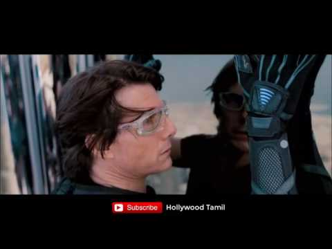 [தமிழ்] Mission Impossible Ghost Protocol Building Climbing Scene In Tamil | Super Scene | HD 720p