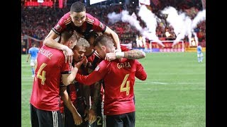Atlanta United Leg 2 Highlights Vs. New York City | MLS Semi-Finals 2018 | 11.11.18