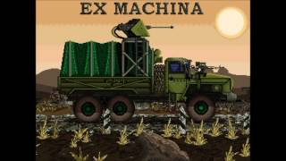 Музыка к Ex Machina Тема титров Hard Truck Apocalypse Soundtrack Credits Medley