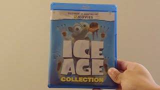 Ice Age 5-Movie Collection Blu-ray overview
