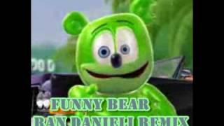 Je M'appelle Funny Bear House Ran Danieli Remix promo 2010
