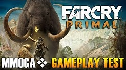 Far Cry Primal - MMOGA Gameplay Test