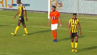 Samenvatting Rijnsburgse Boys - HHC Hardenberg 3-1 (18-05-19)