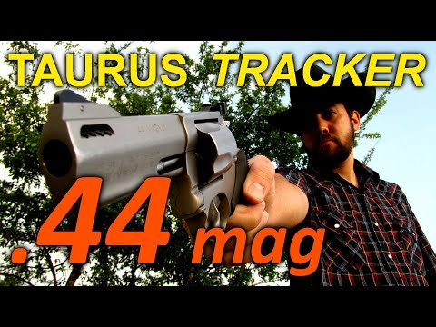 Taurus Tracker .44 Mag Full Review
