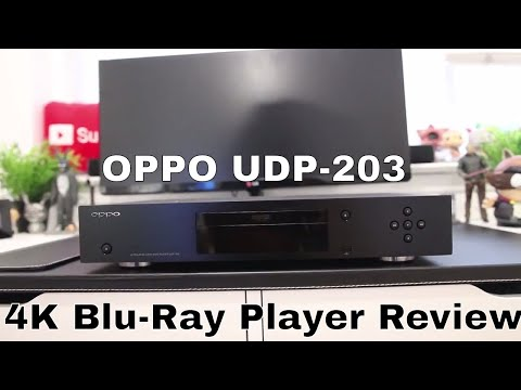 Oppo UDP-203 - UHD-4K-3D-BluRay-Player - Thomas-Electronic-Online