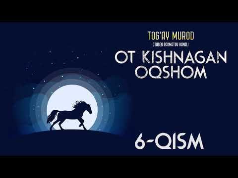 Ot kishnagan oqshom 6-qism   O'zbekcha audio kitoblar