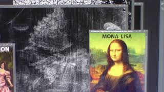 """WOW""""WOW""""WOW"" !00% ""MONA LISA""   ""X' RAY"" 100% IN MY PAINT…"