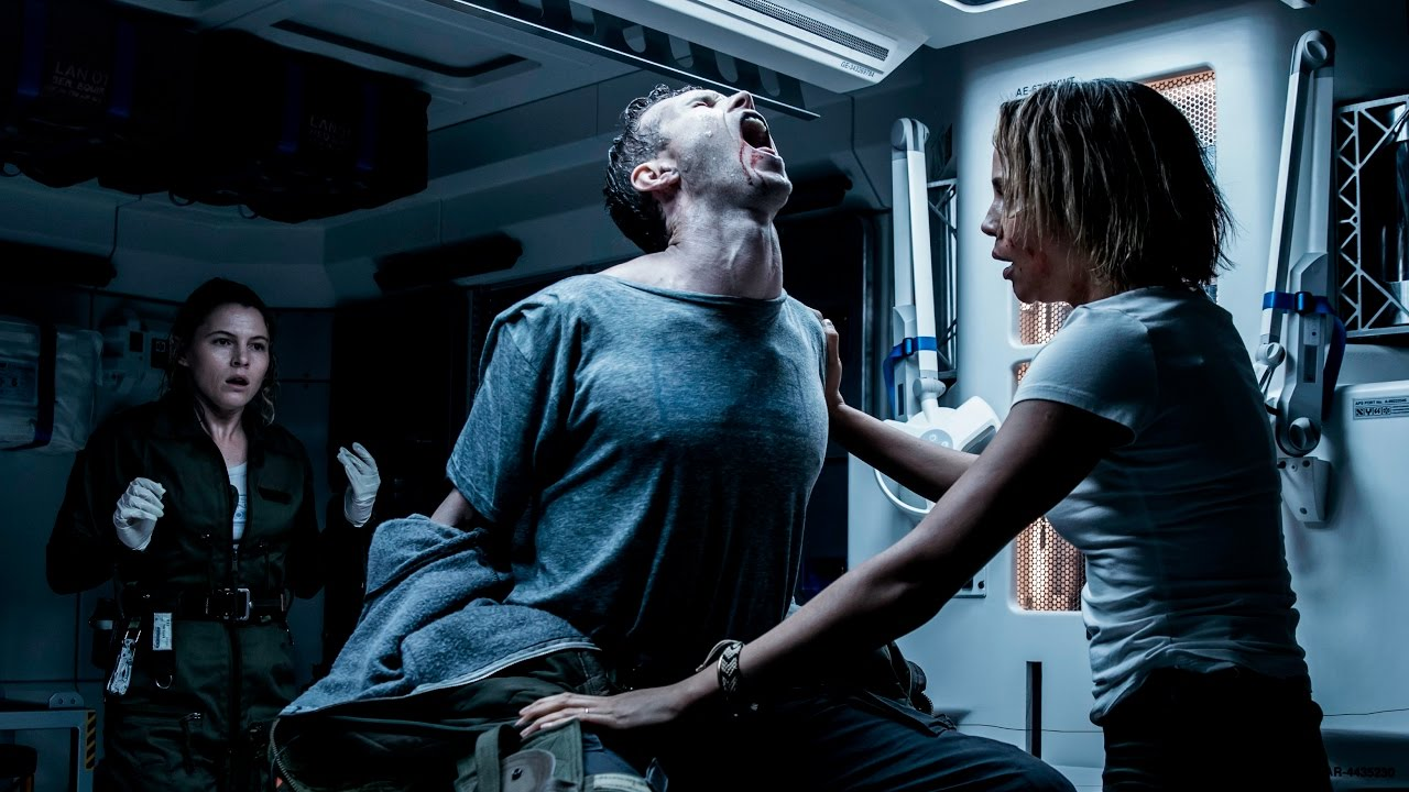 International cinema clips website 01 11 - Alien Covenant All Red Band Trailers Movie Clips
