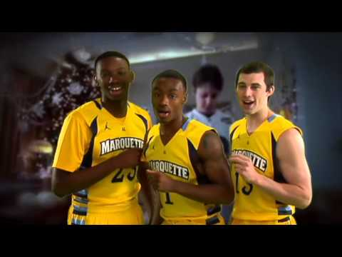 Merry Christmas 2014 from Marquette Men