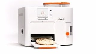 Teaser: Rotimatic - One touch for fresh rotis & wraps!