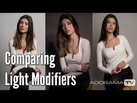 Comparing Light Modifiers: Exploring Photography With Mark Wallace