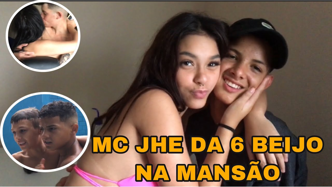 MC JEH DA6 BEIJO MINA NOVA DA MANSAO JUANZINHO TÁ NAMORANDO