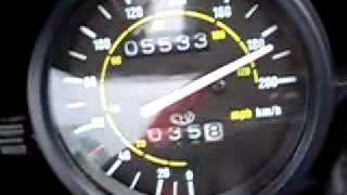 Aprilia RS125 0-210km/h
