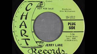 "Jerry Lane ""My Mind Won't Mind Me"""