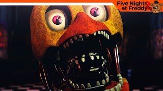ФНАФ 2 - ФИНАЛ 5 НОЧЬ 💀 Five Nights at Freddy's 2 (FNAF) Прохождение на русском