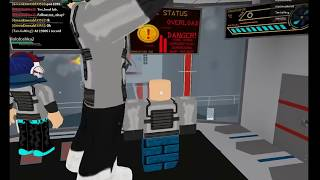 Roblox| Innovation Labs| Meltdown Portal Escape