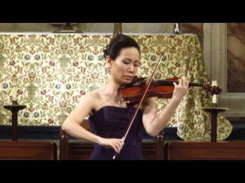 Ave Maria Violin played  張希 Zhang Xi FSchubert Arranged  August Wilhelmj