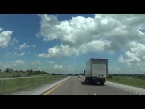 May 9th // Mike Olbinski LIVE stream - Storm Chasing 2016