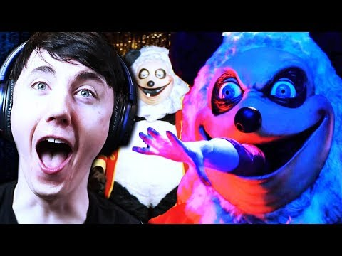 HIGH HOPES FOR THE FNAF MOVIE!!!  The Hug Film Reaction FNAF INSPIRED