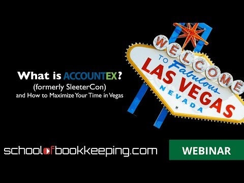 What is AccountEX (formerly SleeterCon) with RD Whitney