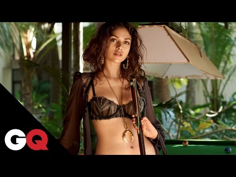 On A Date With Aditi Rao Hydari | Photoshoot Behind-the-Scenes | GQ India