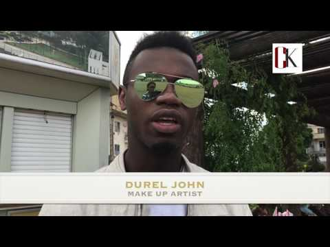 #CKMODE, Durel John - Make Up Artist Professionnel