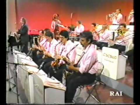 AT Big Band & Gianni Basso - RAI 1987 - Summertime (Gershwin - arr D.Gojkovic)