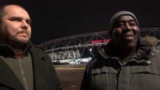 West Ham v Arsenal | Live Preview from The London Stadium Ft West Ham FanTV