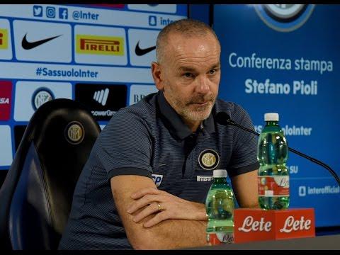 Live! Conferenza stampa Stefano Pioli prima di Fiorentina-Inter 20.04.2017 14:00CEST