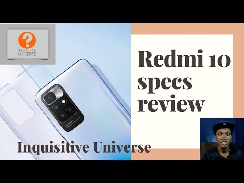 Redmi 10 specs review: all you need to know.