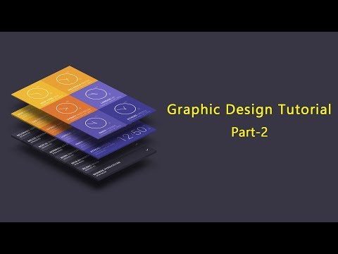 Graphic Design Tutorial for Beginners Part 2 | Photoshop Tools Tutorial | Photoshop for Beginners