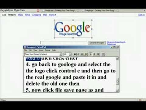 google-webpage-awsome