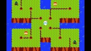 Dig Dug II - Trouble in Paradise - RetroGameNinja Plays: Dig Dug II - Trouble in Paradise (NES) - User video