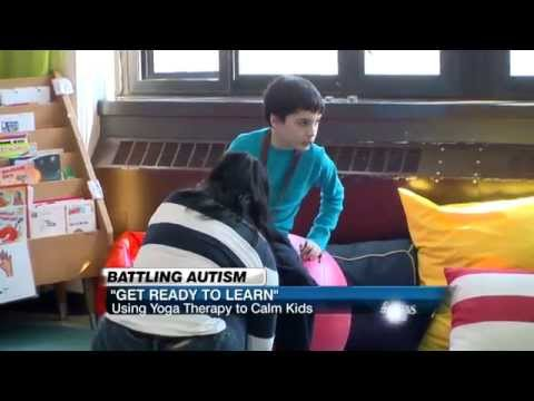 Autism Yoga Therapy Helps Students On Spectrum