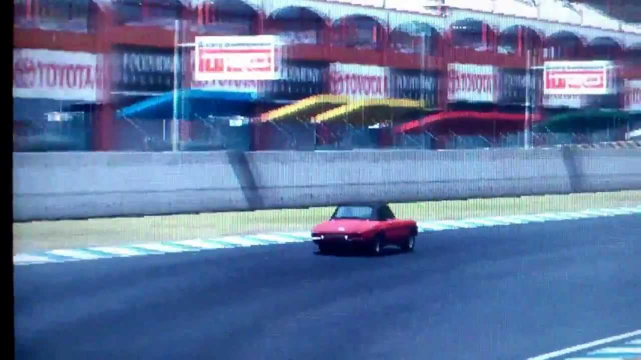 Alfa Romeo Spider 1600 Duetto 66 Gt Psp Youtube