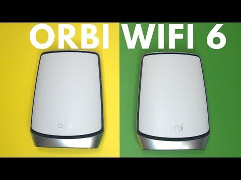 Netgear Orbi WiFi 6 AX6000 Review - Best Mesh WiFi 6