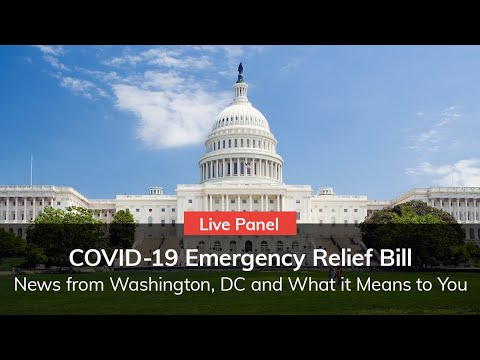 COVID-19 Emergency Relief Bill: What it Means for Health & Exercise Professionals