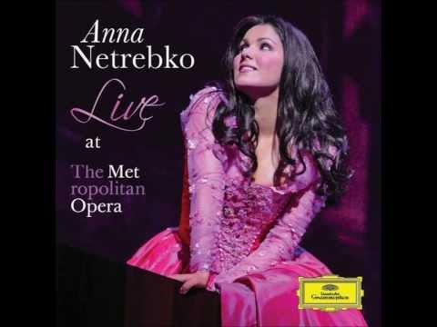 Anna Netrebko - Vincenzo Bellini , I Puritani - Qui la voce sua soave