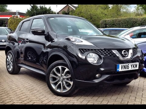 Nissan Juke 1.6 Tekna XTRONIC CVT for Sale at CMC-Cars, Near Brighton, Sussex