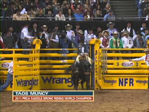 e64abfb3 Round 10 Wrangler NFR Highlights - YouTube