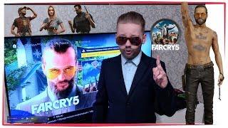FAR CRY 5 PS4 #1 ► ПОКУПКА ИГРЫ 5000рублей НОВЫЙ ФАР КРАЙ 5 - 2018 Врата Эдема