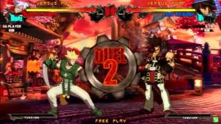 2015/6/20 GGXrd Mikado 3on3 Part 2
