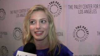 Gillian Jacobs of 'Community' at PaleyFest2010 streaming