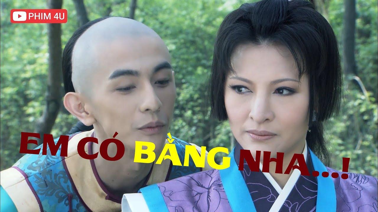 Nữ Sát Thủ Ninja Chiêu Trò Khích Tướng Thằng Lưu Manh   QUÁI HIỆP ÂU DƯƠNG ĐỨC