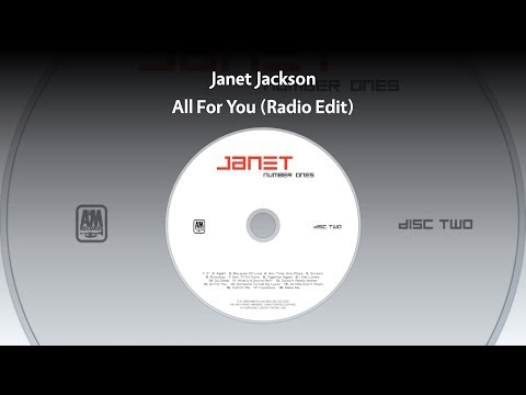 Janet Jackson - All For You (Radio Edit)