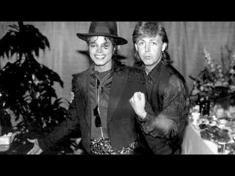 Michael Jackson Ft Paul McCartney