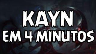 Como Jogar de KAYN em 4 Minutos (x2)
