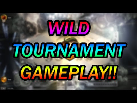 WILD TOURNAMENT GAMEPLAY - This Lineup Beats Anything!!   Hearthstone