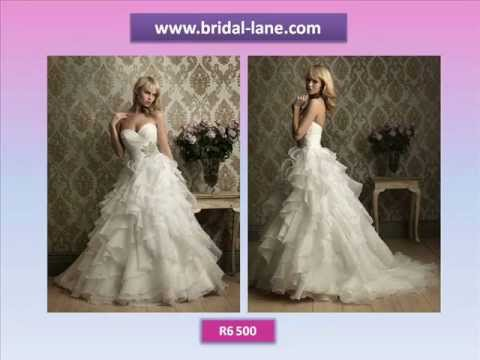 Bridal Lane Wedding Dresses Cape Town